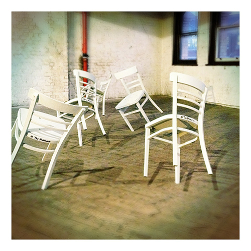 Dancing Chairs